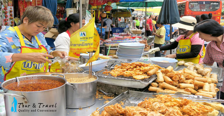 Sample some street food