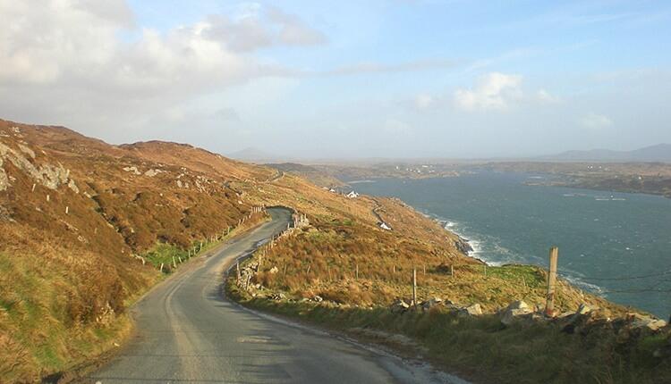 Sky Road, Co. Galway