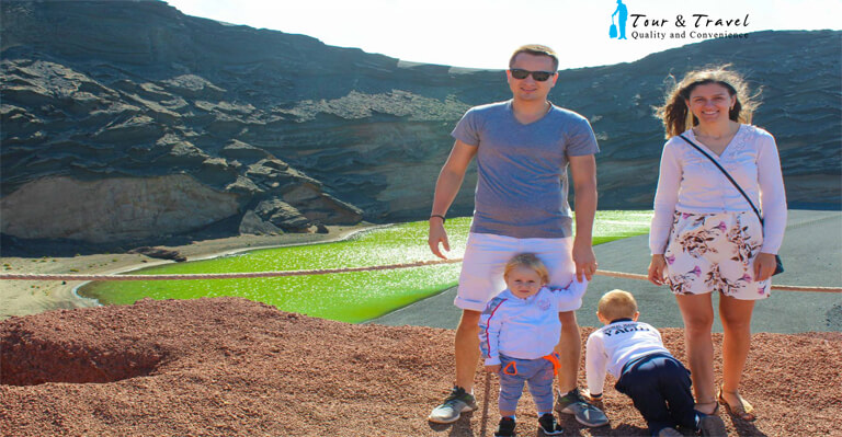 Traveling to Lanzarote with Kids