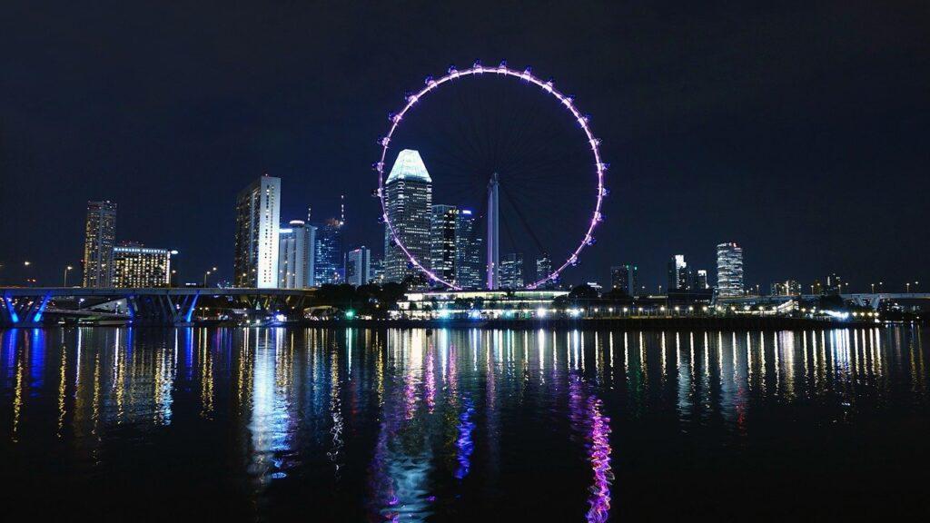 Singapore is the best honeymoon